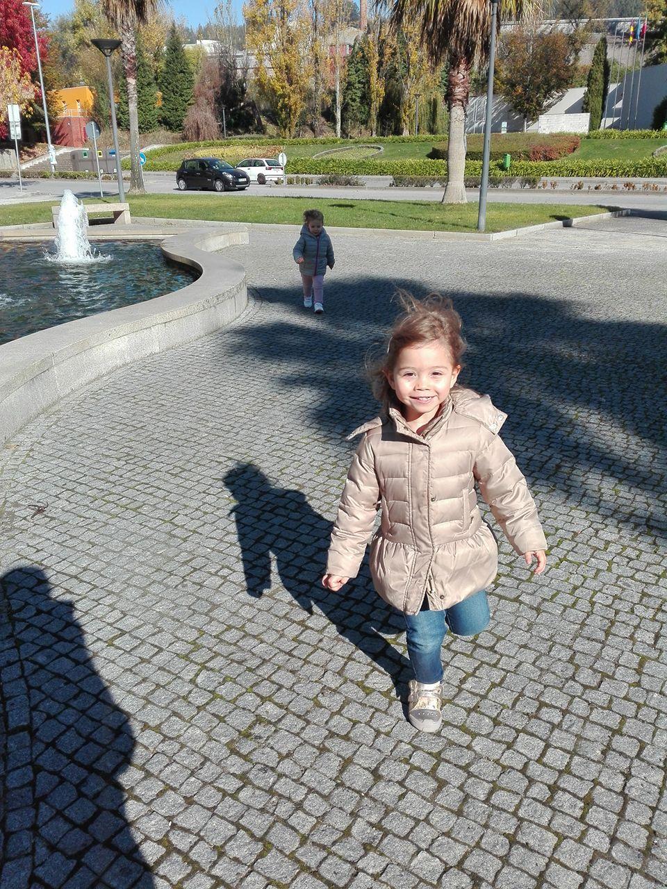 a Matilde… faz 4 anos!